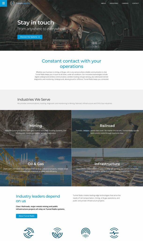 Clark Five Design, Turnkey Digital Solutions for Technology Providers
